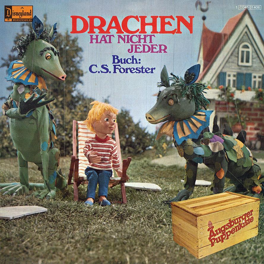 drachen hat nicht jeder h rspiel 1975 die zauberhaften welten der augsburger puppenkiste. Black Bedroom Furniture Sets. Home Design Ideas
